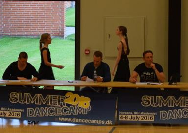 Dance Camp Denmark 2016