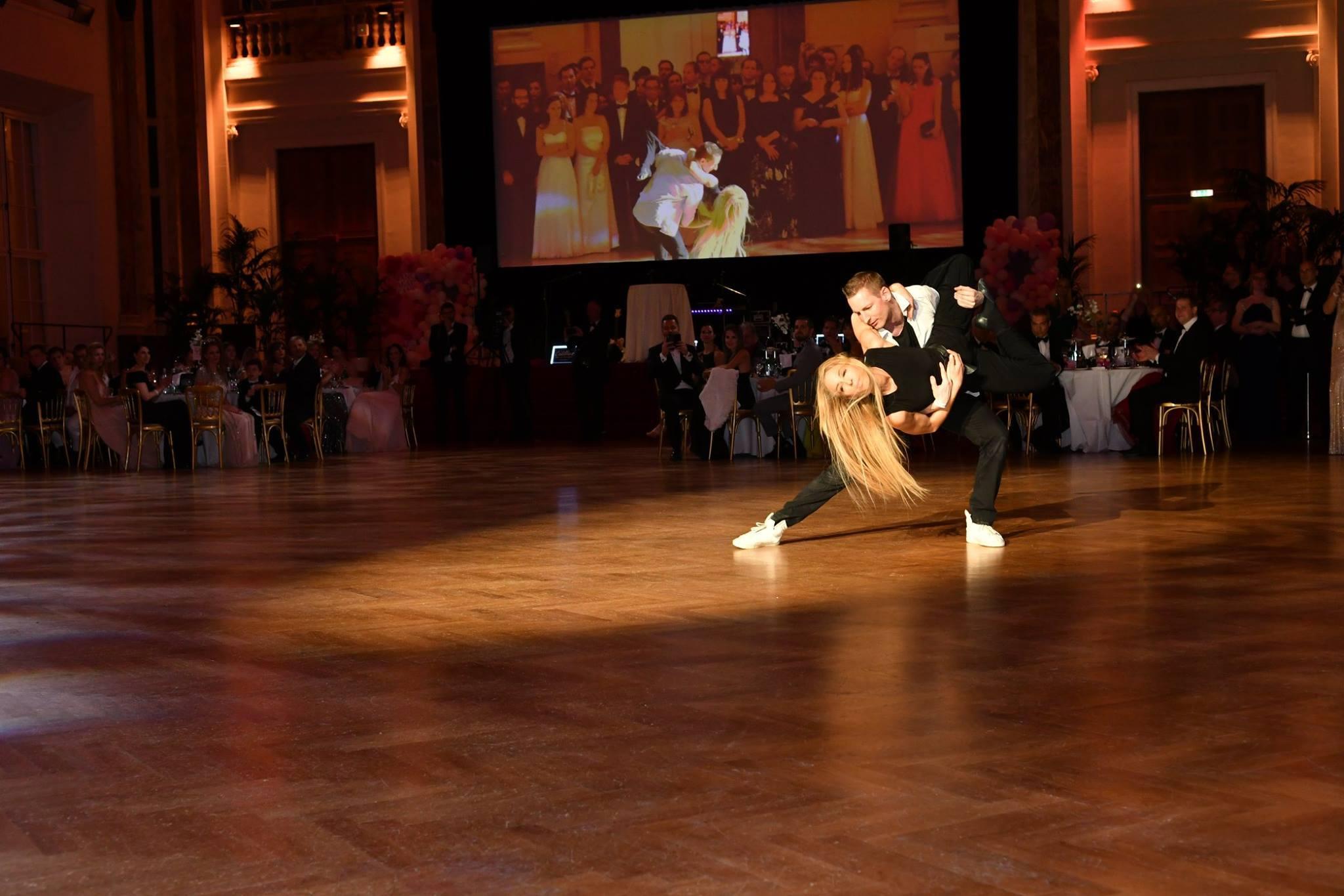 Showdance am Dancer Against Cancer Ball Wien 2019