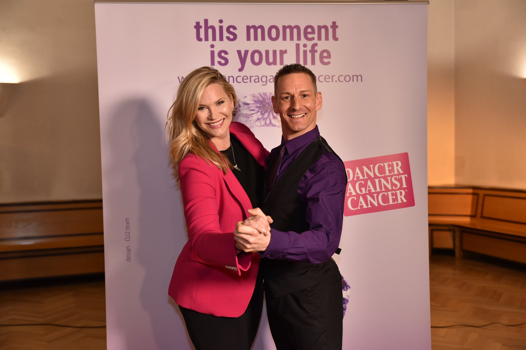 Dancer Against Cancer 2020 – Natasha Henstridge