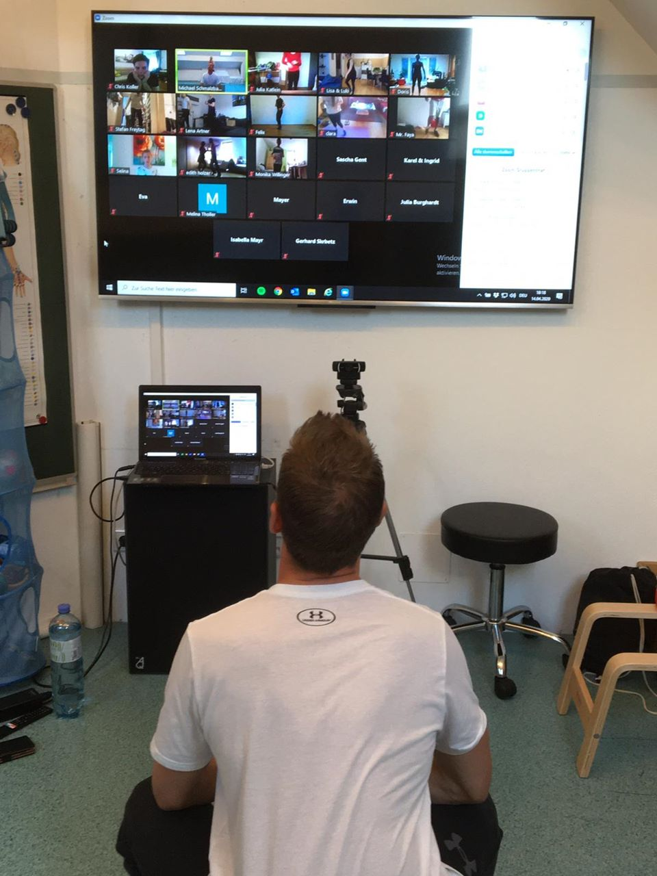 Online Dance Lecture