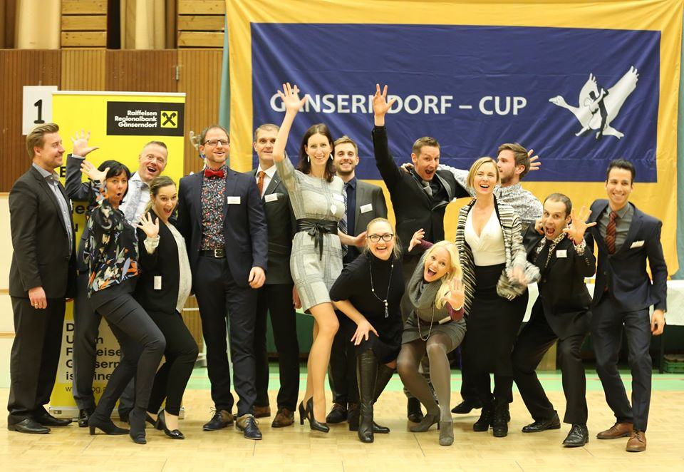Adjudicator Gänserndorf Cup